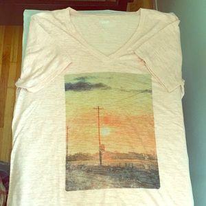A.N.A. Burnout tshirt