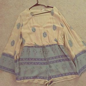 NWOT Free People Romper