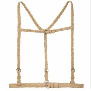Bcbgmaxazria harness belt