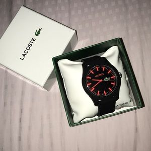 Lacoste watch 🐊