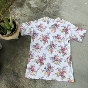Tee Shirt Dress One Size
