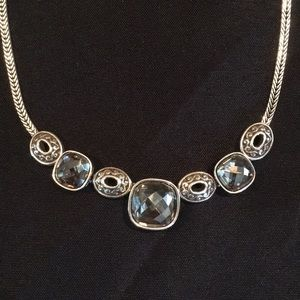 Beautiful Brighton Stone Necklace