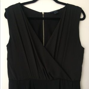 French Connection Black Jumpsuit