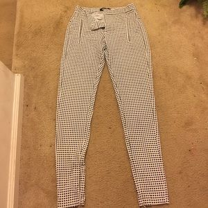 Missguided Checkered Trouser