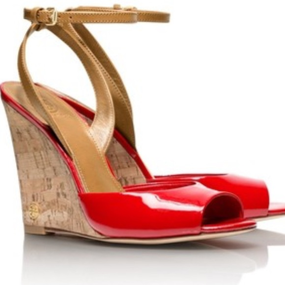e85602bd82a Tory Burch Ashton Red Sandals. M 59b815fc9c6fcf16560151be