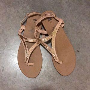 *NWOT* H&M Sandals