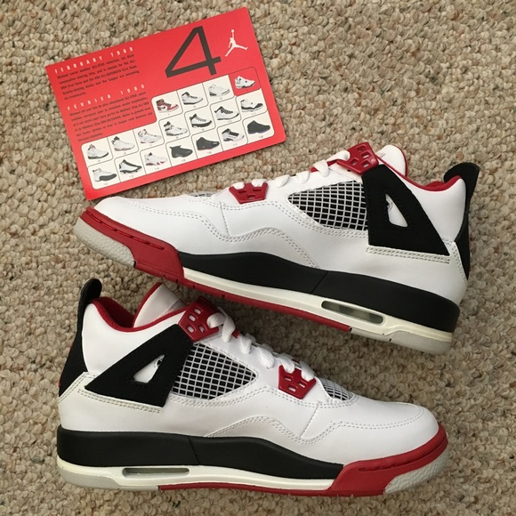 4cf77e77b14 Air Jordan 4 Retro GS