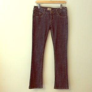 Free People Bootcut Jeans Size 28