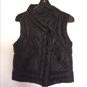 New Bcbgmaxazria down  light vest