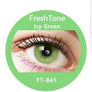 FreshTone Icy Green  Cosmetic Eye Color