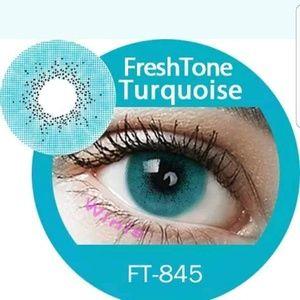 FreshTone Turquoise Cosmetic Eye Color