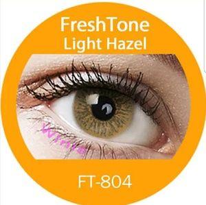 FreshTone Light Hazel Cosmetic Eye Color