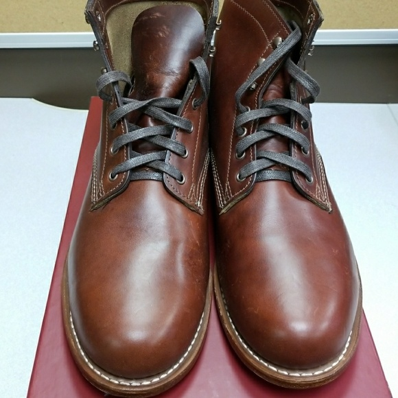 6189104951b Wolverine Shoes | Mens 1000 Mile Leather Boot | Poshmark