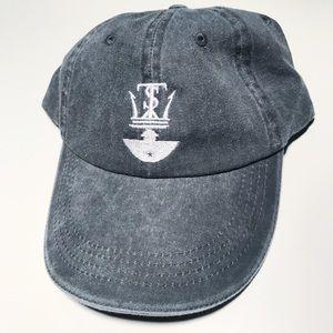 Accessories - Denim distressed Dad cap