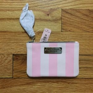 Brand New Victoria's Secret Card Coin Pouch