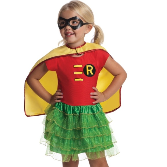 Costumes Toddler Girls Robin Costume Poshmark