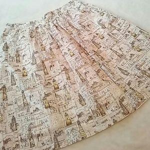 J. Crew Lighthouse Pocket Skirt