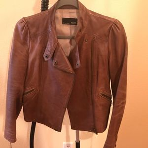 Jackets & Blazers - 100% Lamb Skin leather jacket