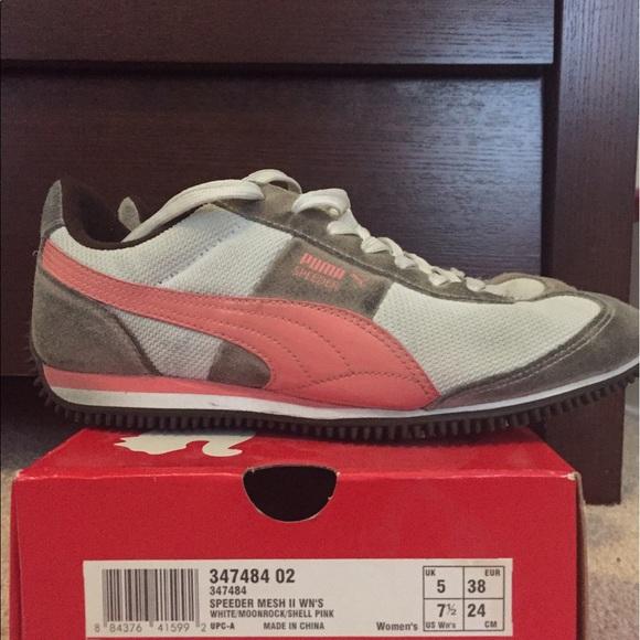 Puma Zapatos Ii Mujer Speeder Mesh Ii Zapatos Poshmark 245d52
