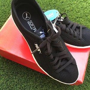 e42a5289087 Puma Shoes - Puma Vikky Mesh Black Size 7.5 NIB 7 1 2