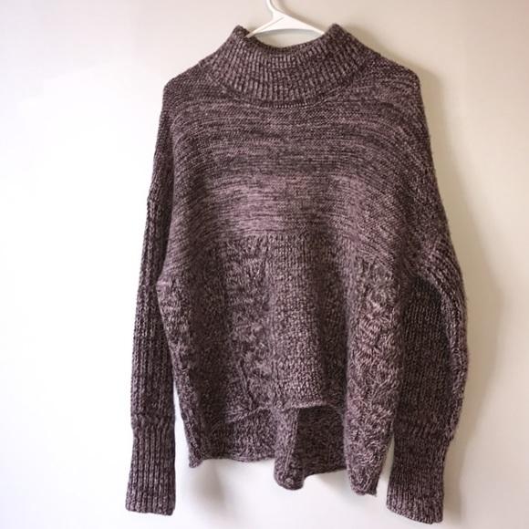 d81e612571b Vera Wang Simply Vera Cable Knit Sweater