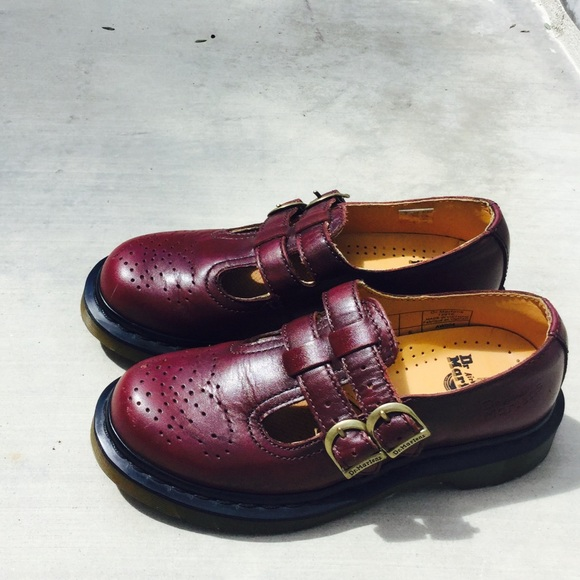 Dr Martens Airwair Mary Janes