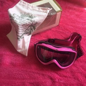Juicy Couture Ski Goggles