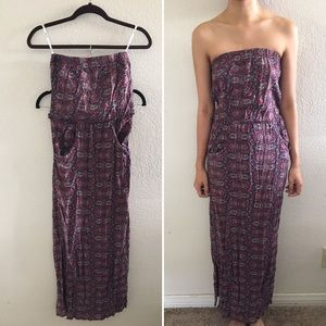Dresses & Skirts - Paisley Tube Dress