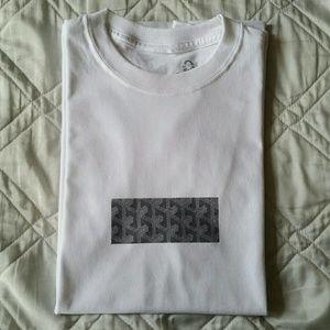 608dd5d27321b7 Supreme Shirts - Goyard custom box logo tee