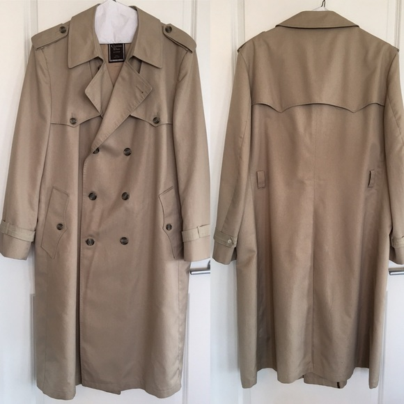 half off exquisite design modern style Final Price✂️ VTGChristian Dior Trench Coat