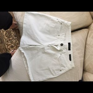Jessica Simpson hi rise shorts