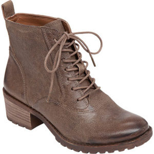 Lucky Brand Lace Up Boots
