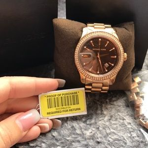 Authentic Michael Kors Watch unisex