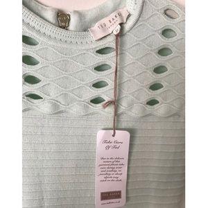 Ted Baker Dresses - NWOT - TED BAKER - Mint Green Dress