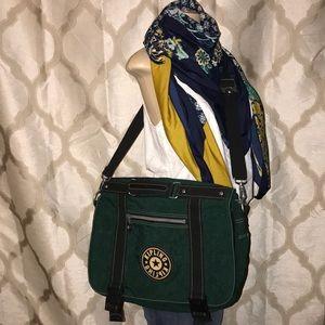 Kipling flap over messenger bag 💼