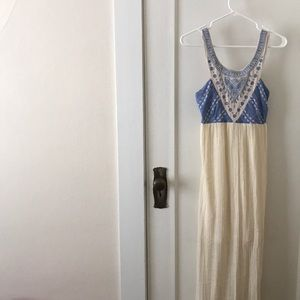 Like new Flying Tomato maxi dress