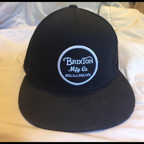 08b84c0b4d3 Brixton Other - Brixton Wheeler Trucker Hat (SnapBack)