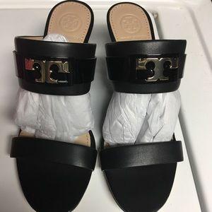 34b2d48f6ad6 Tory Burch Shoes - Tory Burch Gigi wedge sandals