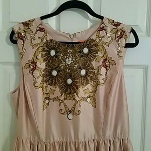 Cute little dress fit for royalty!