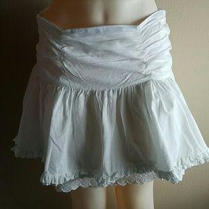 Dresses & Skirts - Ceres White Skirt