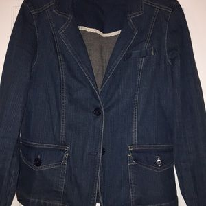 Jackets & Blazers - Denim Blazer