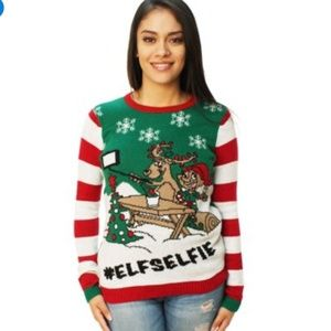 Sweaters - NWT Ugly Christmas Sweater sz Small