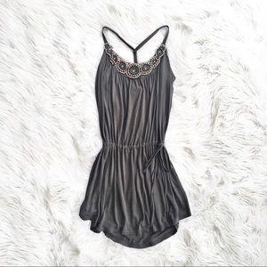 Young Fabulous & Broke embellished dress