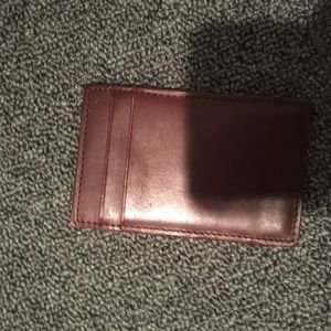 Bags - J crew leather wallet