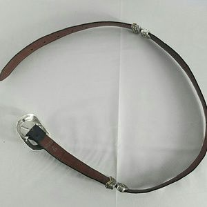 Accessories - Black and Brown Reversible Belt