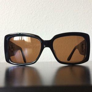 da8b964bc44 Kieselstein Cord Sterling Silver Ava Sunglasses