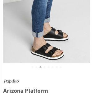 793c6ea6b9bb Birkenstock Shoes - Birkenstock Papillio Arizona Platform Birko Flor