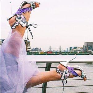 SALE Sophia Webster Heaven Tempest Orchid heels 36