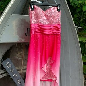 Special occasion dress. Prom,