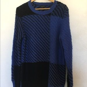 Rag & Bone thick cable knit sweater